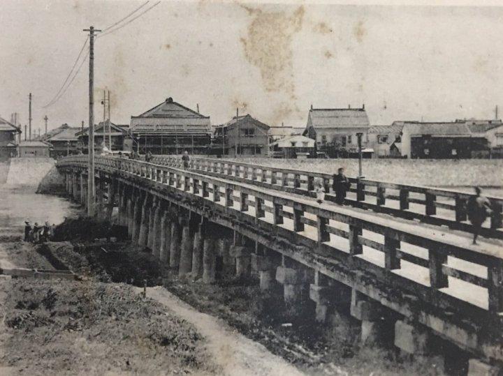 edo period bridge