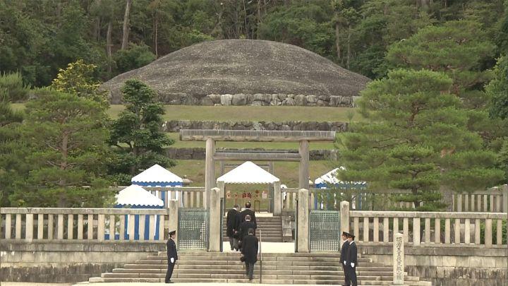Emperor Meiji Grave