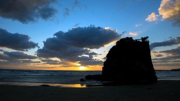 shinto sacred island