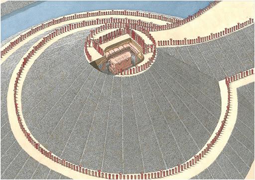 kofun map