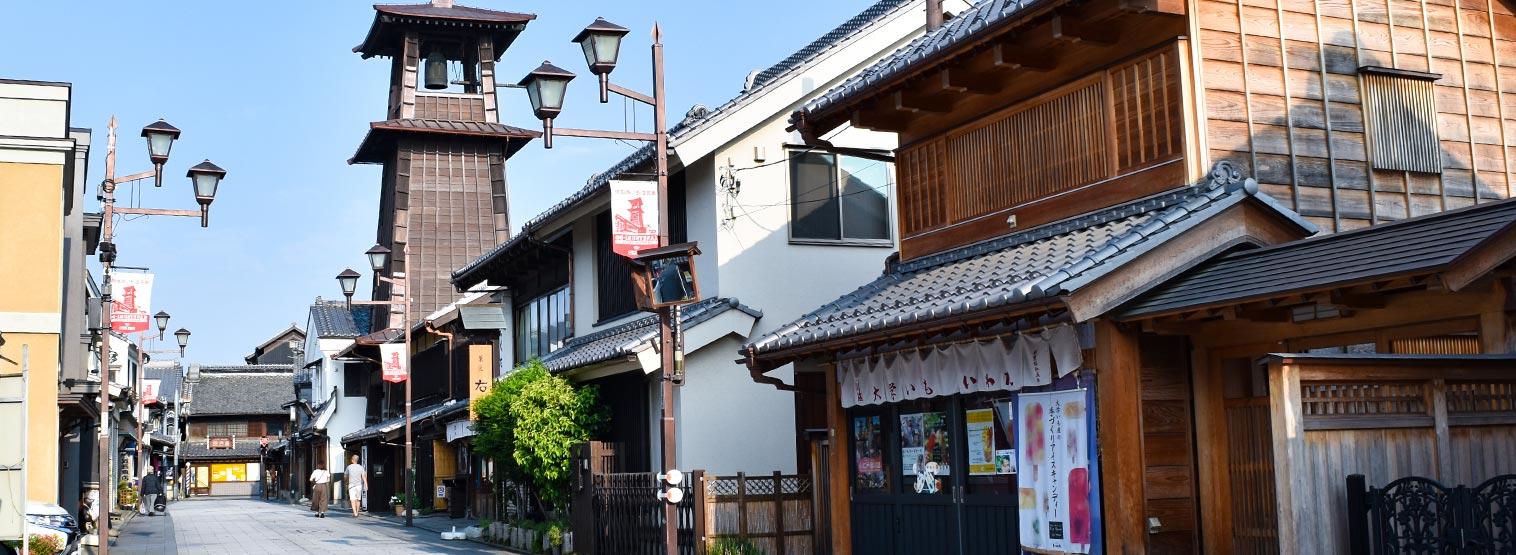 kawagoe day trip beautiful kawagoe