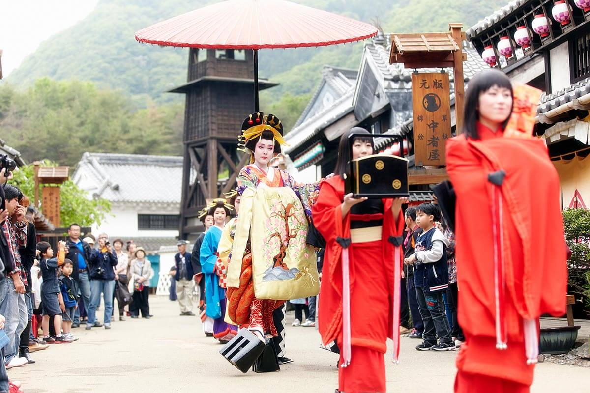 nikko day trip edo wonderland geisha