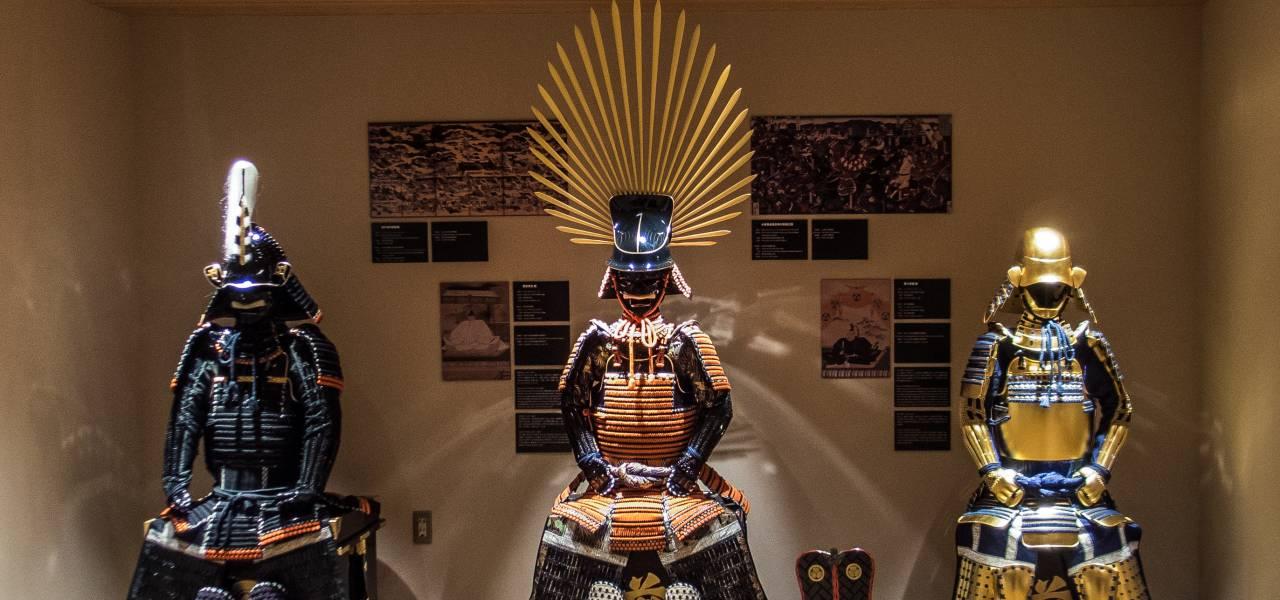 shinjuku walking tour samurai museum