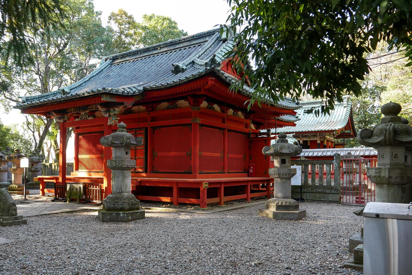 kawagoe day trip senba toshogu