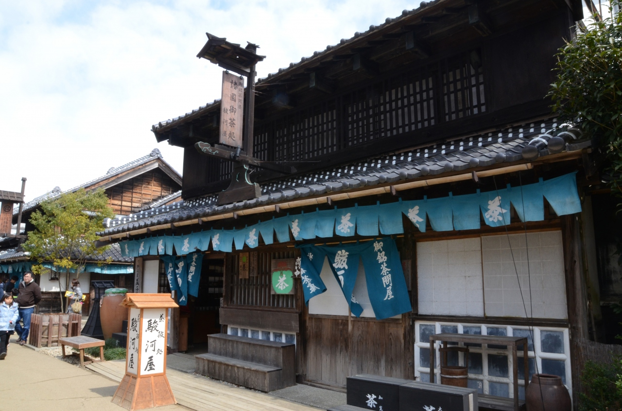 nikko day trip edo wonderland
