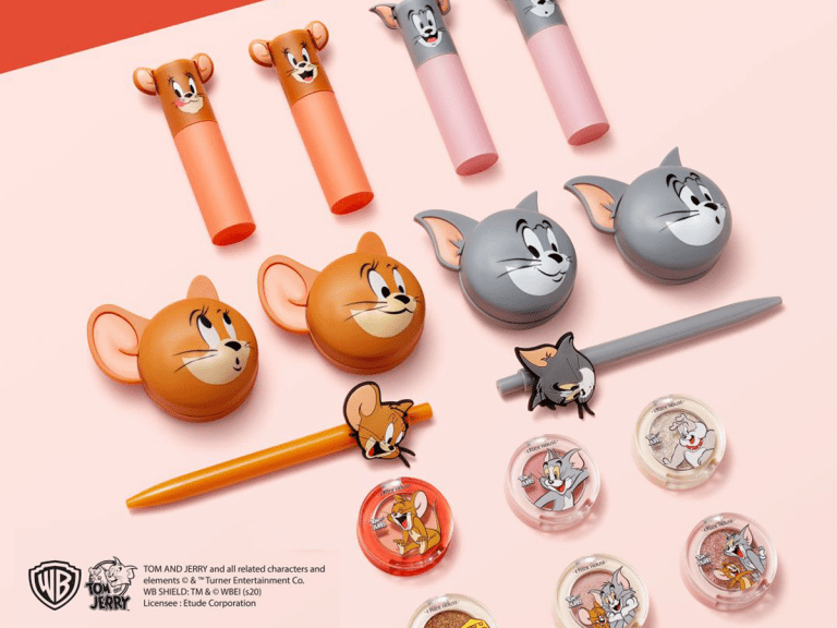 Tom And Jerry New Year Cosmetics Collection Celebrates Year Of The Rat Japan Today