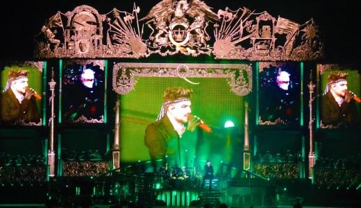 2020「クイーン+アダム・ランバート」コンサート ♪Hammer To Fall 京セラドーム大阪公演