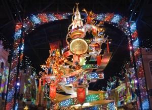 東京ディズニーランド・ワールドバザール・セレブレーションストリート