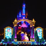 東京ディズニーランド・エレクトリカルパレード・美女と野獣