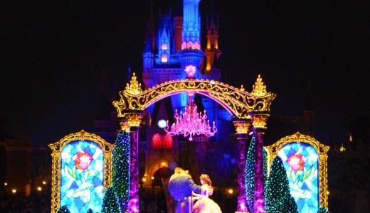 👗★美女と野獣★エマ・ワトソン Beauty And The Beast♪ 東京ディズニーランド・エレクトリカルパレード