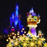 東京ディズニーランド・エレクトリカルパレード・塔の上のラプンツェル