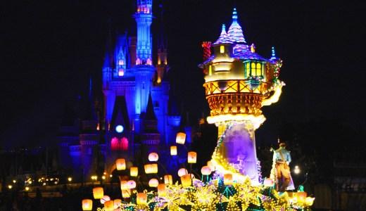 👗★塔の上のラプンツェル★I See The Light♪ 東京ディズニーランド・エレクトリカルパレード