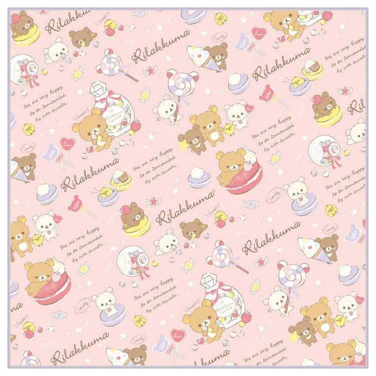 Rilakkuma Sweets /& Sweets SAN-X Premium Clock Pink