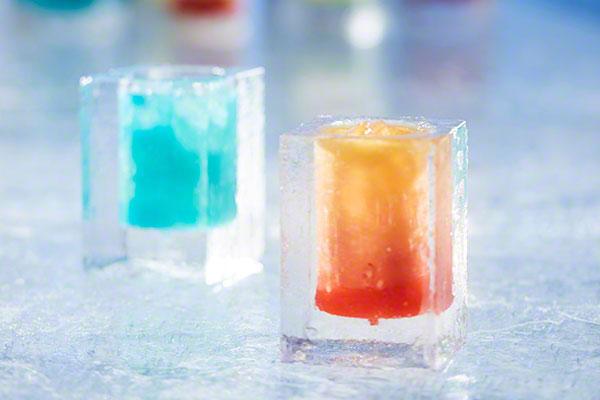 bar de gelo