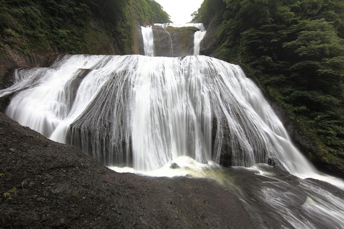 Fukuroda Falls em Ibaraki-ken