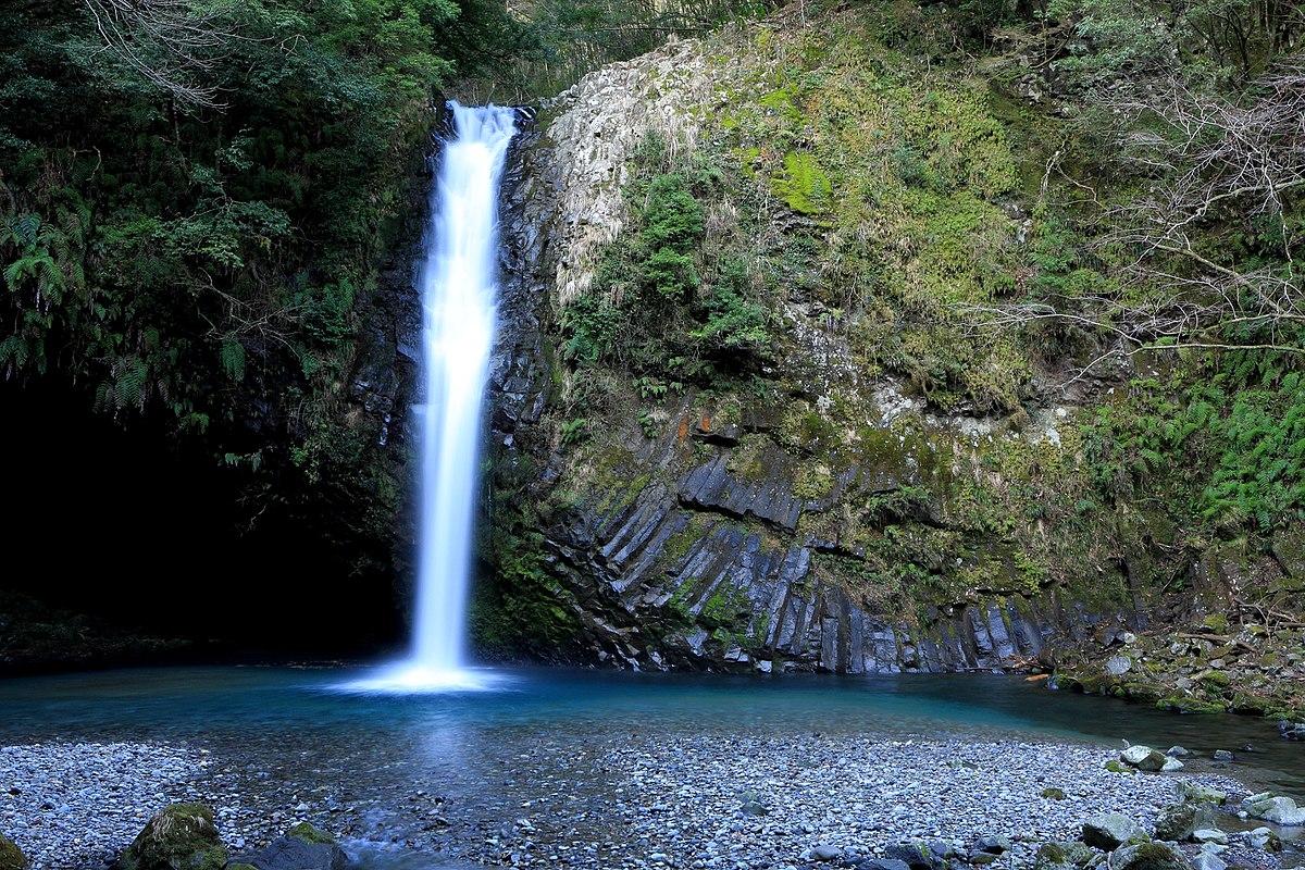 Joren Falls Shizuoka-Ken
