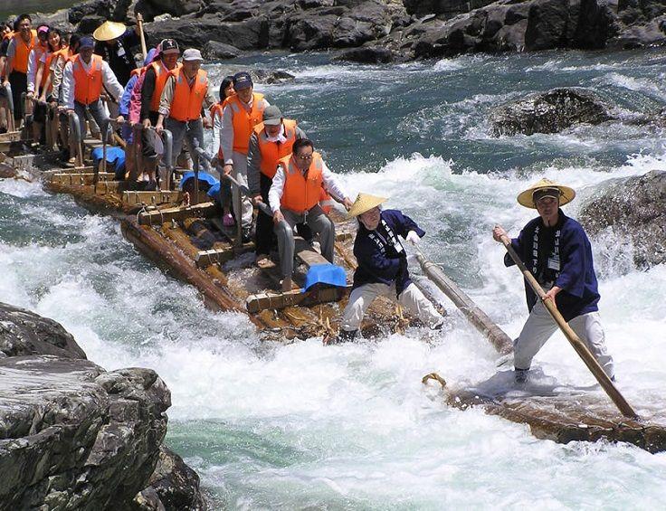 Japan-Kitayama-Rafting-Wakayama-Prefecture