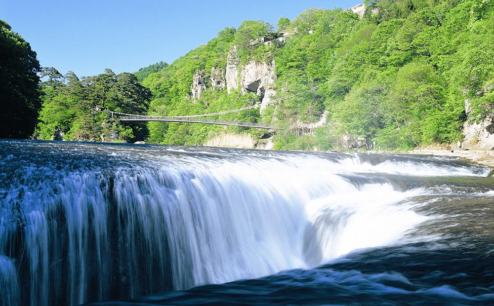 Fukiware Falls Gunma-Ken