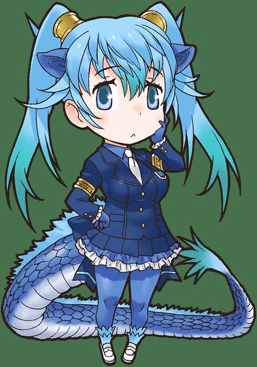 SeiryuNexon Game  Japari Library the Kemono Friends Wiki