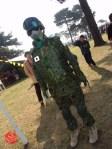 51th Parade of JSDF (Japan Self-Defense Force) at Asaka Shooting Range (Japanese army parqade) (16)