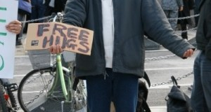Free hugs struggle in Japan vol.1 Can we do it really smoothly and naturally? (9)