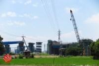 Sensitive spot big scale high way construction, Kenoudou accross Shinkansen. (13)