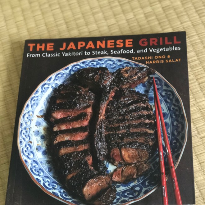 Buchcover The Japanese Grill