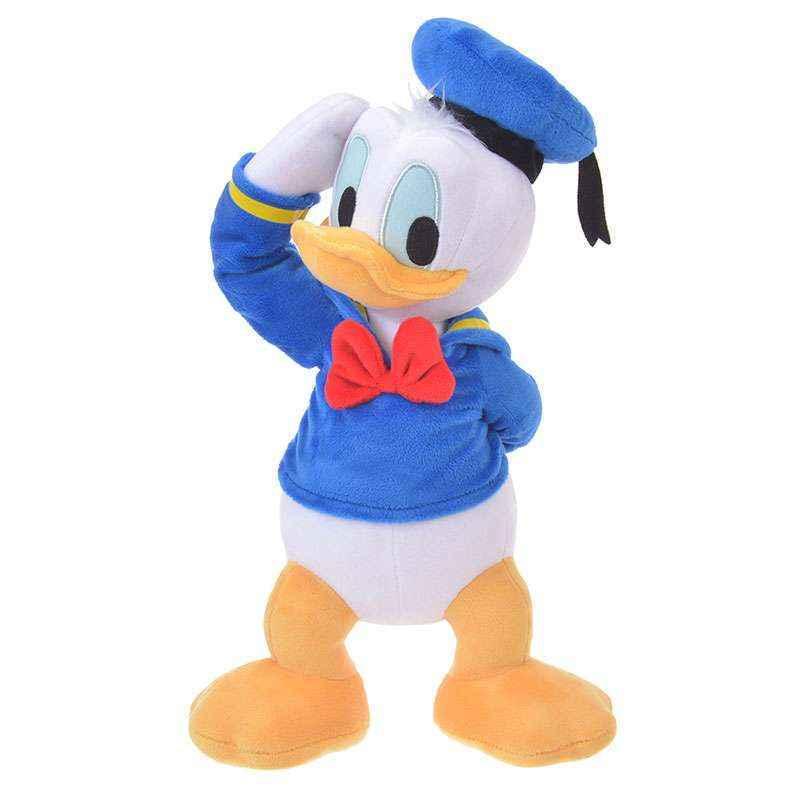 毛絨公仔 Donald 唐老鴨 Donald Duck Grand Blue - Japfanstore 日本精品代購 & 小熊維尼專門店