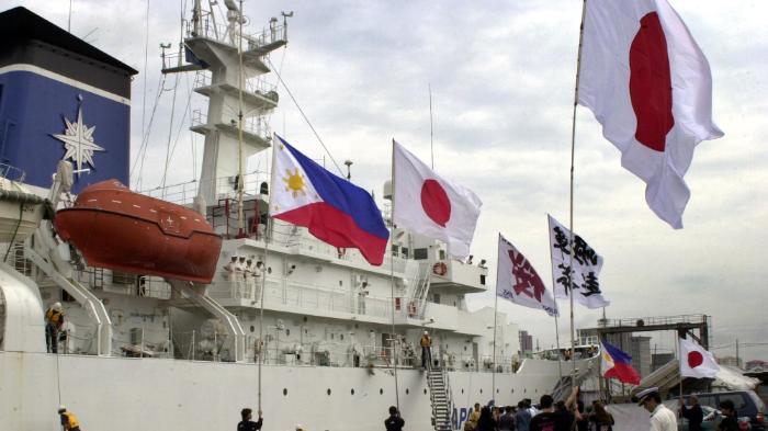 Japan-Philippines Military