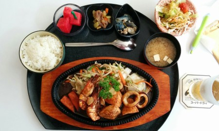 staple Japanese foods