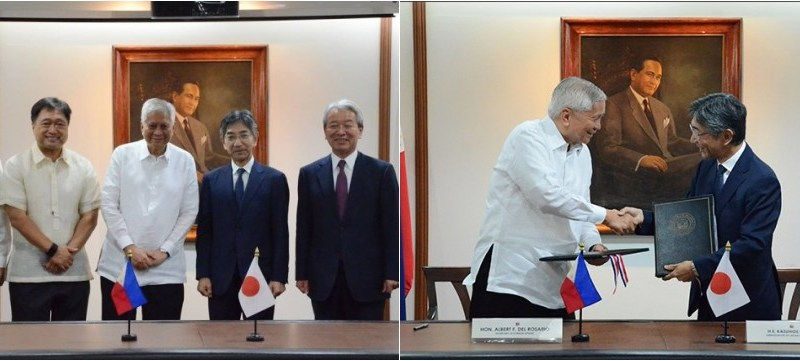 Japan-Philippines Partnerships for road construction