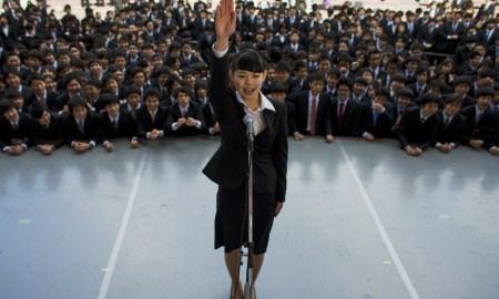 Women Empowerment in Japan