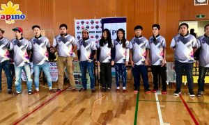 Gifu: Basketball League