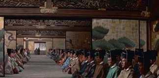 """""""El Bárbaro y la Geisha"""" (""""The Barbarian and the Geisha"""", 1958)"""