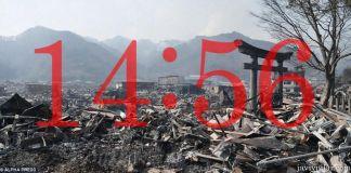 Efectos del tsunami en Japón en 2011