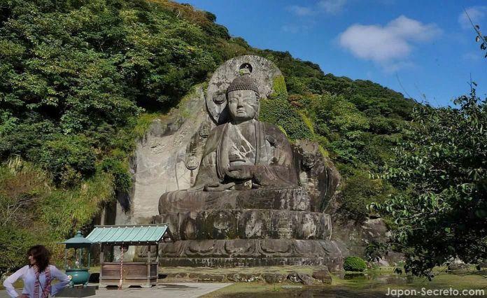 Descubrir Japón: el Buda Gigante de Nokogiri, el más bello y oculto de Japón.