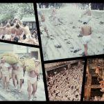 Los festivales de desnudos en Japón