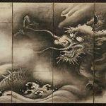 El dragón y la época de las lluvias en Japón