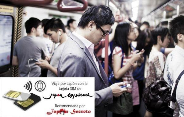 Compra tu tarjeta SIM de datos para viajar a Japón