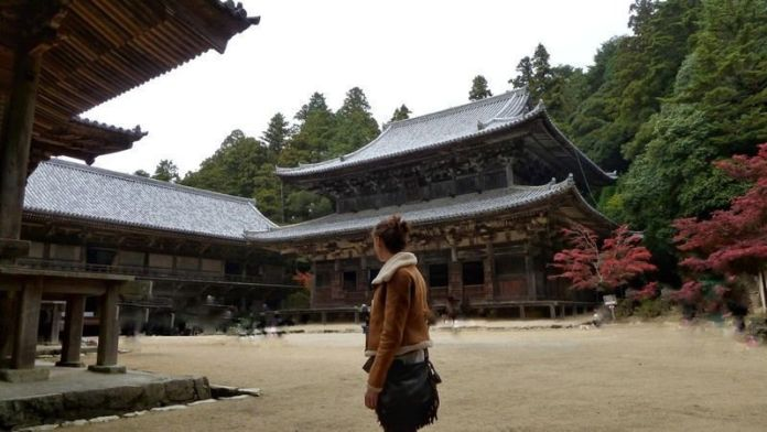 """Descubrir Japón: el Monte Shosha, hogar de """"El Último Samurai"""""""