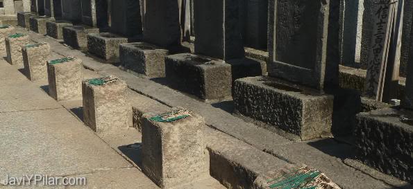 Tumbas de los 47 rōnin (templo Sengaku-ji, Tokio)