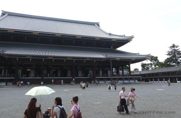 Higashi Honganji (東本願寺). Kioto
