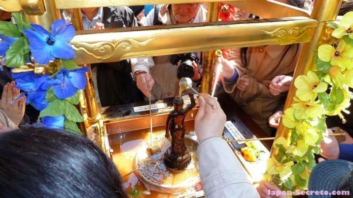 Festivales de Japón: el Kanbutsue (灌仏会) o