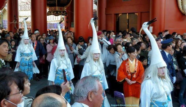 Hana Matsuri, el cumpleaños de Buda en Japón