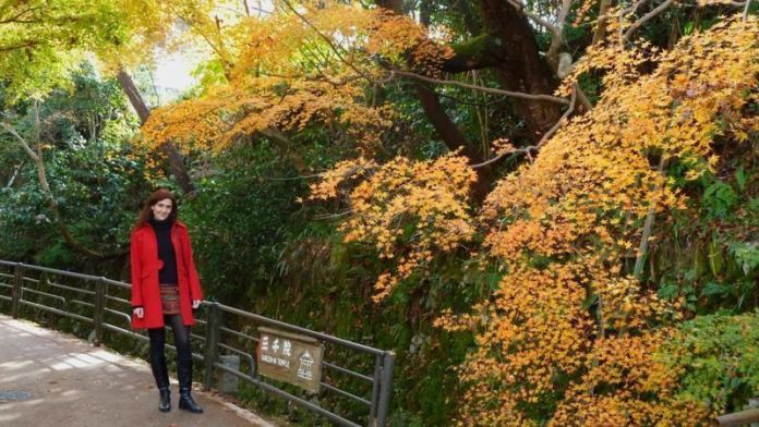 Kioto en otoño: Ōhara (大原)