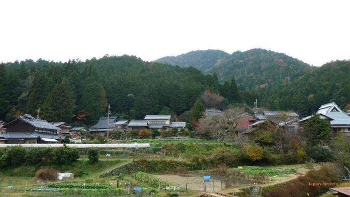 Kioto en otoño: Ōhara (大原).