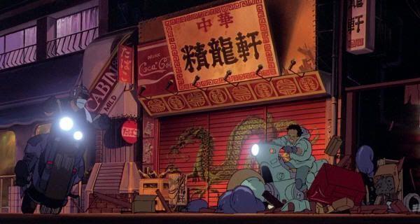 """La deshumanización de Neo-Tokio en """"Akira"""" (Katsuhiro Otomo, 1988)"""