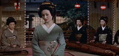 """El Bárbaro y la Geisha"" (""The Barbarian and the Geisha"", 1958): la historia de la geisha de Shimoda"