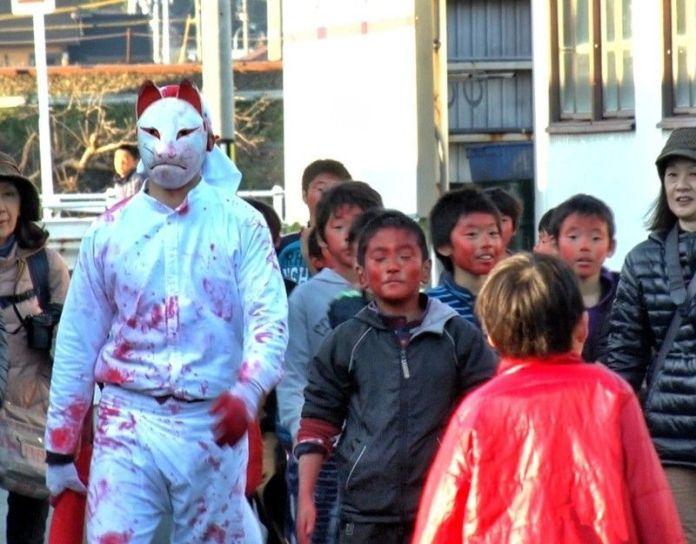 Festivales de Japón: Dongi Matsuri, en Toyokawa (豊川市), en la prefectura de Aichi.