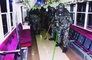Atentado con gas sarín en el metro de Tokio. Estación de Kasumigaseki. 20 de marzo de 1995